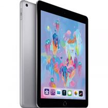 Ipad 6 geracao 9.7 32gb wi-fi mr7f2cl a space gray