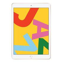 "iPad 7 Apple, Tela Retina 10.2"", 128GB, Dourado, Wi-Fi - PN006BZ/A"