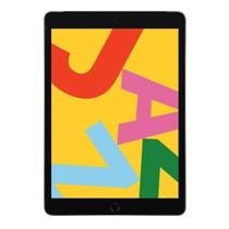 "iPad 7 Apple, Tela Retina 10.2"", 32GB, Cinza Espacial, Wi-Fi + Cellular- PN007BZ/A -"