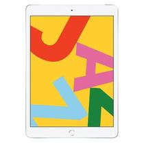 "iPad 7 Apple, Tela Retina 10.2"", 32GB, Prata, Wi-Fi + Cellular- PN008BZ/A -"
