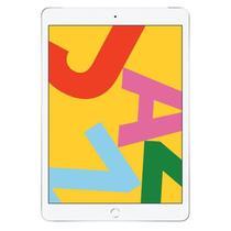 "iPad 7 Apple, Tela Retina 10.2"", 32GB, Prata, Wi-Fi + Cellular- PN008BZ/A -"