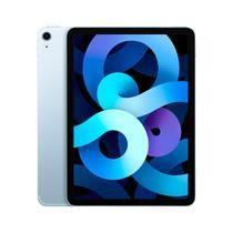 """iPad Air 10,9"""" 4ª geração Apple Wi-Fi  256GB Azul-céu -"""