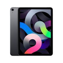 """iPad Air 10,9"""" 4ª geração Apple Wi-Fi  256GB Cinza-espacial -"""