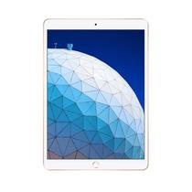 "iPad Air 3 Apple, Tela Retina 10.5"", 64GB, Dourado, Wi-Fi + Cellular - MV0F2BZ/A -"