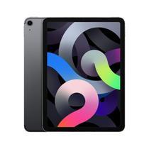 """iPad Air 4 Apple, Tela Liquid Retina 10.9"""", 64GB, Cinza Espacial, Wi-Fi + Cellular - MYGW2BZ/A -"""
