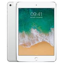 iPad mini 4 Apple, Tela Retina, 128GB, Prata, Wi-Fi + Cellular - MK772BZ/A