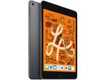 """iPad Mini 7,9"""" 5ª Geração Apple Wi-Fi 256GB - Cinza Espacial"""