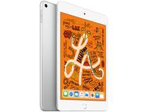 """iPad Mini 7,9"""" 5ª Geração Apple Wi-Fi 256GB - Prateado"""