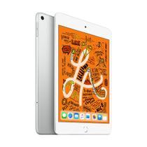 "iPad Mini 7,9"" 5ª geração Apple Wi-Fi + Cellular 256GB Prateado -"
