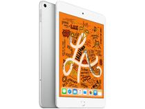 "iPad Mini 7,9"" 5ª Geração Apple Wi-Fi + Cellular - 64GB Prateado"