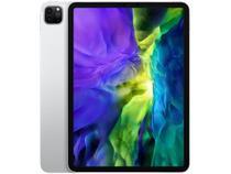 """iPad Pro 11"""" 2ª Geração Apple Wi-Fi 512GB - Prateado"""