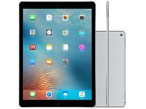 "iPad Pro Apple 128GB Cinza Espacial Tela 12,9"" - Retina Proc. M9 Câm. 8MP + Frontal iOS 9 Touch ID"