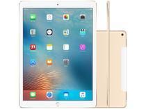 "iPad Pro Apple 128GB Dourado Tela 12,9"" Retina  - 4G Wi-Fi Processador M9 Câmera 8MP + Frontal"
