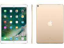 "iPad Pro Apple 4G 256GB Dourado - Tela 10,5"" Proc. Chip A10X Câm. 12MP + Frontal 7MP"