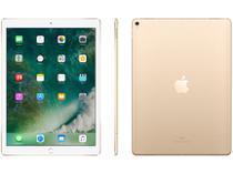 "iPad Pro Apple 4G 256GB Dourado - Tela 12,9"" Proc. Chip A10X Câm. 12MP + Frontal 7MP"