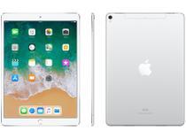 """iPad Pro Apple 4G 256GB Prata Tela 10,5"""" - Retina Proc. Chip A10X Câm. 12MP + Frontal iOS 11"""