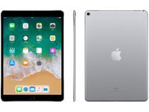 "iPad Pro Apple 64GB Cinza Espacial Tela 10,5"" - Retina Proc. Chip A10X Câm. 12MP + Frontal iOS 11"