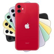"iPhone 11  64GB Product Red 4G Tela 6,1"" - Retina Câmera Dupla 12MP + Selfie 12MP - Oen"