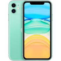 "iPhone 11 Apple 128GB, 4G, Wi-Fi, Tela 6,1"", Retina Câmera Dupla 12MP + Selfie 12MP, iOS 13, Verde - Apple -"