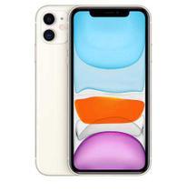 """iPhone 11 Branco, com Tela de 6,1"""", 4G, 128 GB e Câmera de 12 MP - MHDJ3BZ/A - Apple"""