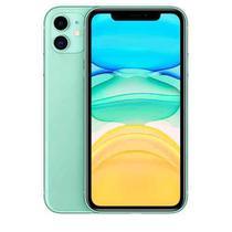 """iPhone 11 Verde, com Tela de 6,1"""", 4G, 256 GB e Câmera de 12 MP - MHDV3BR/A - Apple"""