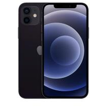 """iPhone 12 128GB Preto, com Tela de 6,1"""", 5G e Câmera  Dupla de 12 MP - MGJA3BR/A - Apple"""
