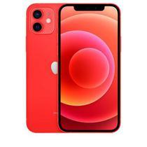 """iPhone 12 Mini Vermelho, Tela de 5,4"""", 5G, 256 GB e Câmera Dupla de 12MP Ultra-angular + 12MP Grande-angular - MGEC3BZ/A - Apple"""