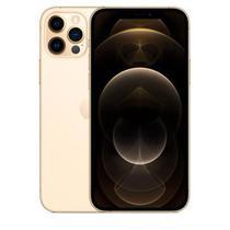 """iPhone 12 Pro Dourado, com Tela de 6,1"""", 5G, 128 GB e Câmera Tripla de 12MP - MGMM3BZ/A - Apple"""