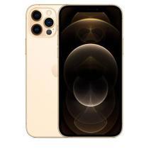 """iPhone 12 Pro Dourado, com Tela de 6,1"""" 5G, 256 GB e Câmera Tripla de 12MP - MGMR3BZ/A - Apple"""
