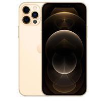 """iPhone 12 Pro Max Dourado, com Tela de 6,7"""", 5G, 128 GB e Câmera Tripla de 12MP - MGD93BZ/A - Apple"""