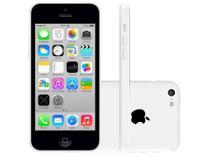"iPhone 5c Apple 8GB 4G iOS 8 Tela 4"" Wi-Fi - Câmera 8MP Grava em HD GPS Proc. A6 - Branco"