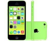 iPhone 5c Apple 8GB 4G iOS 8 Tela 4 Wi-Fi  - Câmera 8MP Grava em HD GPS Proc. A6 - Verde
