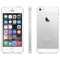 Iphone 5S Apple ME433 Prata 32GB -