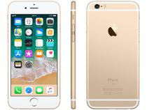 "iPhone 6S Apple 32GB Dourado 4G Tela 4.7"" - Retina Câm. 5MP iOS 11 Proc. A9 Touch ID"