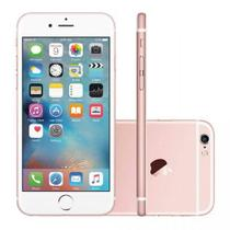 """iPhone 6S Ouro Rosa, MKQW2BZ/A, Tela de 4.7"""", 128GB, 12MP - Apple"""