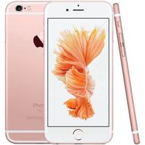 Iphone 6s plus apple 32gb ouro rosa importado