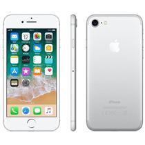iPhone 7 128GB Prateado IOS 10 Wi-fi + 4G Câmera 12MP - Apple