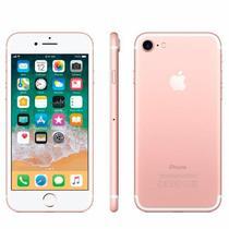 "iPhone 7 Apple 32GB Ouro Rosa Tela Retina HD 4,7"" 12MP e Processador Chip A10 -"