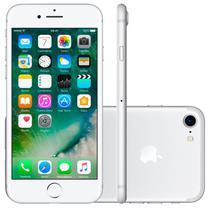 "iPhone 7 Apple 32GB Prata Tela Retina HD 4,7"" 12MP e Processador Chip A10 -"