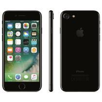 Iphone 7 Apple MN962BR/A Preto Brilhante 128GB -