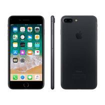 iPhone 7 Plus Apple, 128GB, Tela Retina HD 5,5 Pol, 3D Touch, Câmera Dupla de 12MP - Preto Matte -