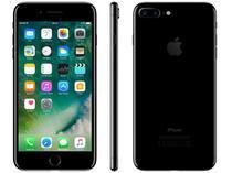 "iPhone 7 Plus Apple 32GB Preto 4G Tela 5,5"" Retina - Câmera 12MP + Selfie 7MP iOS 11 Proc. Chip A10"