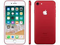 """iPhone 7 Red Special Edition Apple 128GB - 4G 4.7"""" Câm. 12MP + Selfie 7MP iOS 11"""