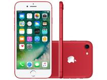 "iPhone 7 Red Special Edition Apple 256GB  - 4G 4.7"" Câm. 12MP + Selfie 7MP iOS 10"