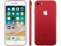 "iPhone 7 Vermelho / Red Special Edition Apple - 128GB 4G 4,7"" Câm. 12MP + Selfie 7MP iOS 11"