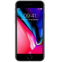 "iPhone 8 64GB Câmera 12MP Cinza Espacial Tela 4,7"" MQ6G2BR/A - Apple"