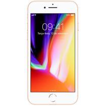 """iPhone 8 64GB Câmera 12MP Dourado Tela 4,7"""" MQ6J2BR/A - Apple"""
