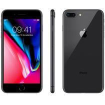 """iPhone 8 Plus Apple 64GB Cinza Espacial Tela Retina HD 5,5"""" IOS 11 4G e Câmera de 12 MP -"""