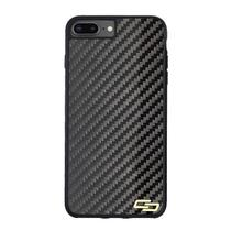 iPhone 8 Plus - Capa Fibra de Carbono Real - Carbon Design By Phillip