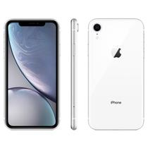 iPhone Xr 128GB Branco IOS12 4G + Wi-fi Câmera 12MP - Apple